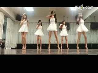 韩国美女舞蹈 现代舞