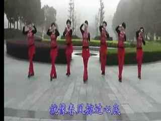 广场舞恋爱起步价_动动广场舞《恋爱起步价》天使之翼编舞动动