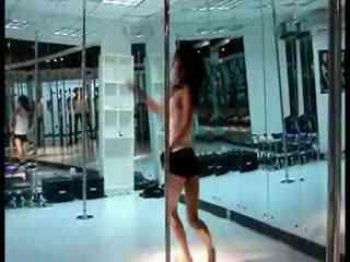 钢管舞教学 钢管舞视频