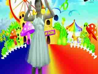 儿童舞蹈 独舞《喜洋洋》儿童舞蹈大全--华数TV