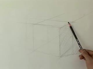 素描几何体 素描入门教程--华数TV