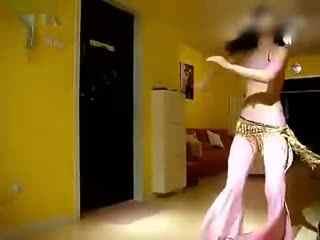 性感美女 肚皮舞 抖胸热舞