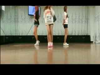 练习室舞蹈《today》 美女舞蹈教学视频