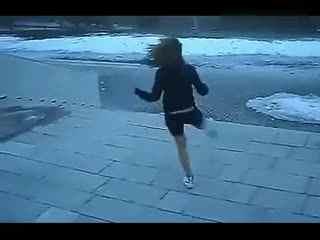 国外女子鬼步舞高手视频