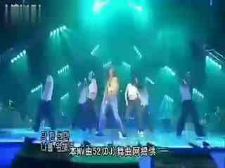 韩国美女动感dj舞曲