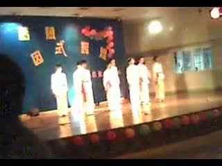 女子防身术教学视频 散打教学―女子防身术