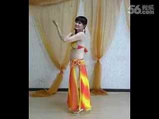 美女肚皮舞表演高清版
