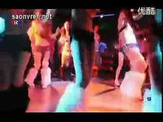 夜店dj美女热舞 自备纸巾