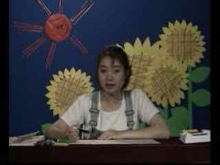 儿童学画画-简笔画-电视机