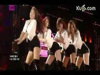 韩国美女组合 水蛇腰性感舞蹈