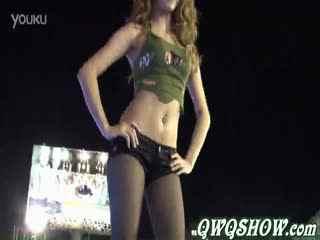 韩国美女主播夏娃钟淑