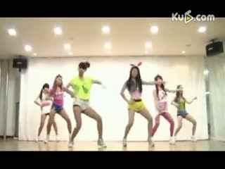 美女舞蹈 舞蹈教学