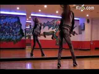 美女性感舞蹈 教学