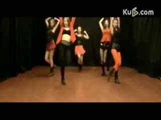 美女舞蹈 现代舞