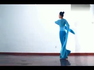 民族舞教学视频