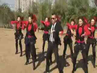 美久广场舞 开心酷啦啦 2011·研讨会(正面表演教程)