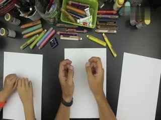 儿童简笔画入门-卡通人物