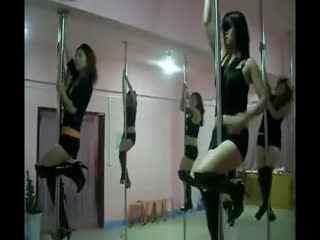 美女钢管舞 钢管舞视频