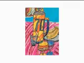 姜宏儿童简笔画教学 第四课之桌子上的物品(2)