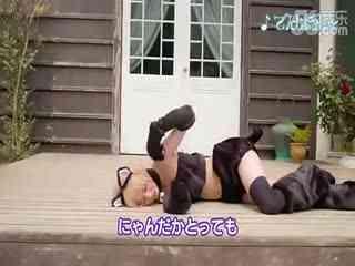 性感小野猫日本萝莉卖萌诱惑