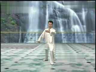 陈思坦42式太极拳第三段操作教学--华数TVtv教学excel分解步骤图片