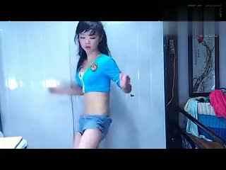 性感美女热舞高清自拍