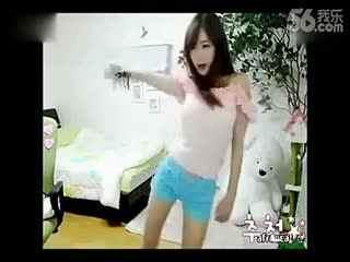 韩国女主播美女热舞诱惑自拍