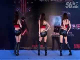 韩国人气美女主播性感热舞