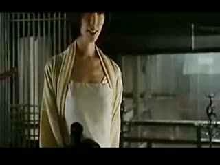 床戏片段 林志玲《赤壁》激情床戏片段