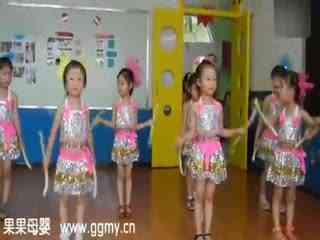 幼儿甩葱舞教学视频_儿童舞蹈《甩葱歌》--华数TV