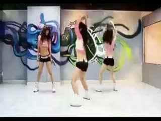 街舞美女达人 性感雷鬼舞蹈教学视频高清版