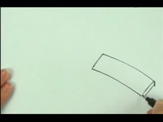 儿童学画画 简笔画之如何画玫瑰花